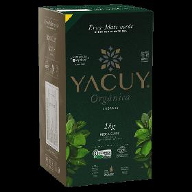 Erva Mate Yacuy Organica Vacuo 1kg - Yacuy