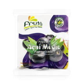Frozen Acai Pulp 400g (4x100g)- Fruta