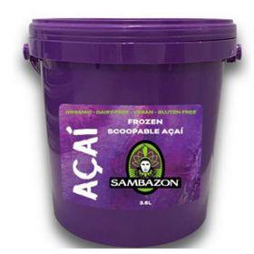 Organic Acai 3.2kg-Sambazon