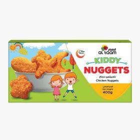 Frozen Chicken Kiddy Nuggets Al Taam - 400g