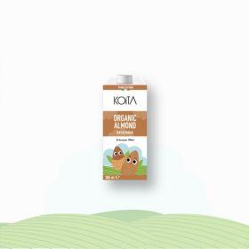 Organic Almond Milk 200ml - Koita