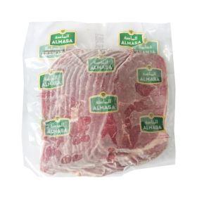 Smoked Beef Strips 500g - Almasa