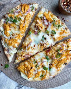 Frozen Buffalo Pizza 580g - Dinner's Ready