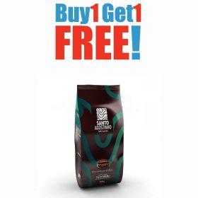 Buy One Get One Free Coffee Beans Medium Roast 500g 100% Arabica - Santo Agostinho