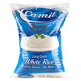 White Rice Long Grain 5kg - Camil