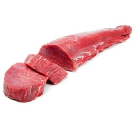 Chilled Beef Tenderloin (Fillet Mingnon) - Minerva Average Weight is 2 kg(Price per Kg)