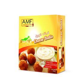 Frozen AMF Cheese Balls 500g
