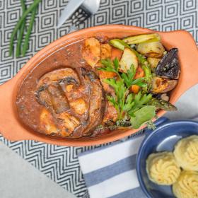 Frozen Chicken Chasseur 420g - Dinner's Ready