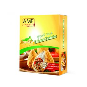 Frozen AMF Chicken Coxinha 500g