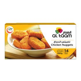 Frozen Chicken Nuggets Al Taam - 280g