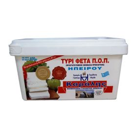 Feta Cheese Karalis 400g (Greece)