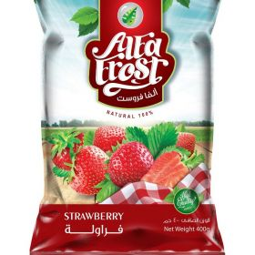 Frozen Strawberry 400g - Alfa Frost