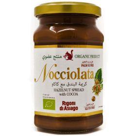Organic Hazelnut with Cocoa Spread 270g - Nocciolata