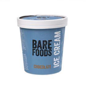 Vegan Chocolate Ice Cream 500ml - Bare Foods