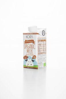 Organic Chocolate Milk Low Fat 200ml - Koita