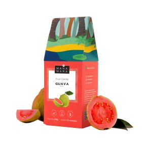 Guava (Goiaba) Gummy Candies 108g - Manawara