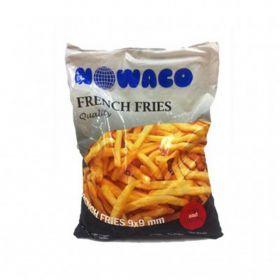 Frozen German French Fries 2.5kg  9mm