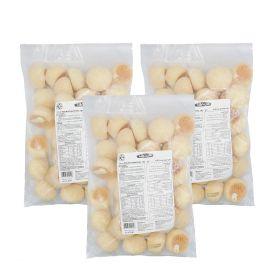Prebaked Cheese Rolls With Cream Cheese 3 x 1kg - Maricota
