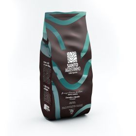CoffeeGround Medium Roast 500g - Santo Agostinho