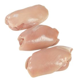 Frozen Boneless Skinless Chicken Thighs 2.5kg