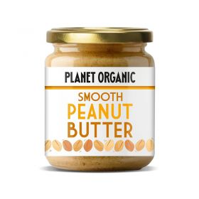 Smooth Peanut Butter 170g - Planet Organic