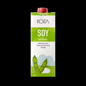 Non-GMO Soy Milk 1L - Koita