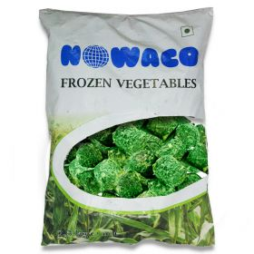 Frozen Chopped Spinach 2.5kg
