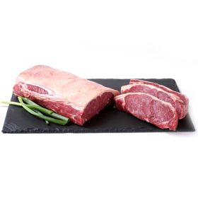 Frozen Striploin (Contra File) Maturated - Minerva  Average Weight 5.5kg (Price per kg)