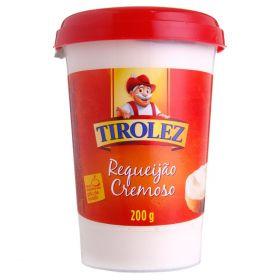 Spreadable Cheese 200g (Requeijao) - Tirolez