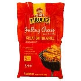 Barbecue Grilling Cheese 280g (Queijo Coalho) - Tirolez