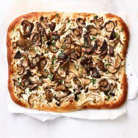 Frozen Truffle Wild Mushroom Pizza 500g - Dinner's Ready