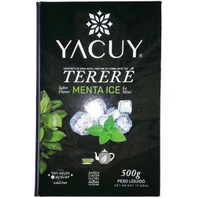 Erva Mate Terere Mint 500g - Yacuy